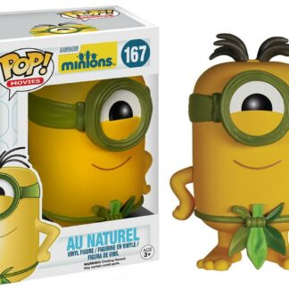 Au Naturel Minion Figure New In Pack Stock Photo
