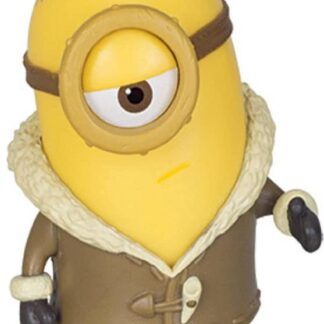 Bored Silly Stuart Minion Figure Stock Photo