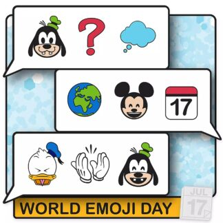 Mickey Emoji Day Pin Limited Edition New Stock PhotoNew