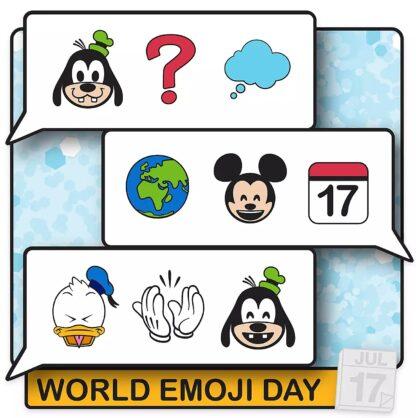 Mickey Emoji Day Pin Limited Edition New Stock PhotoNew