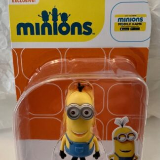 Minion Kevin Poseable Figure New In Pack Front