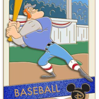 Casey At The Bat Baseball Trading Card Series Limited Edition Pin Stock Photo