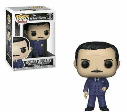 Gomez Addams Pop Funko #810 New stock Photo