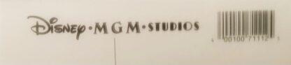 Disney Chinese Theater Postcard MGM Studios New Back Closeup 1