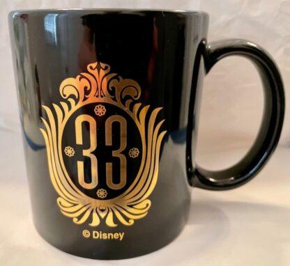Disney Club 33 Mug 4 Inches New Front 1