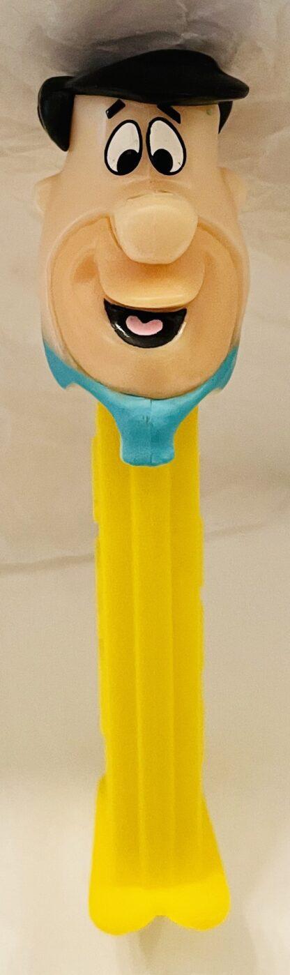Fred Flintstone Pez Dispenser New Front