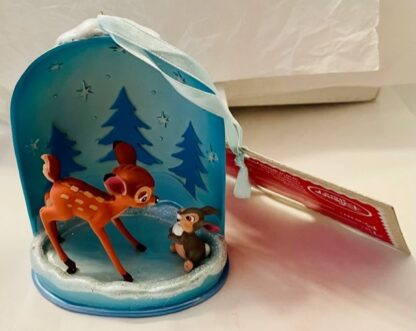 Disney Bambi Thumper Ornament New With Tag Front