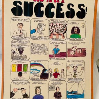 Success Giggles Graphics Postcard New Front