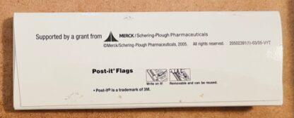 Vytorin Tape Flags Dispenser New Back